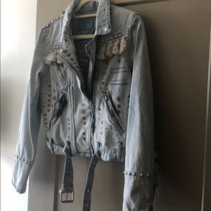 Blank NYC Jackets & Coats - Blank NYC denim jacket